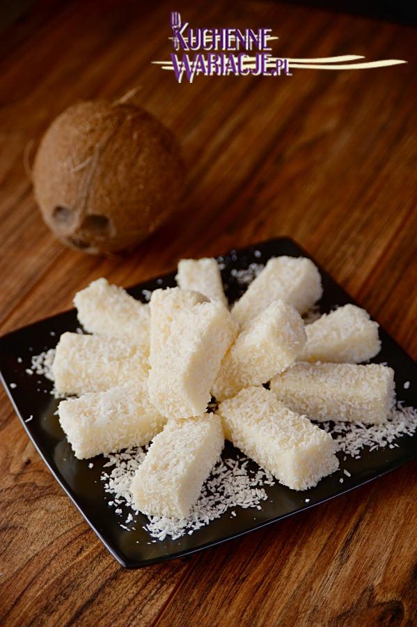 Indyjski przysmak kokosowy