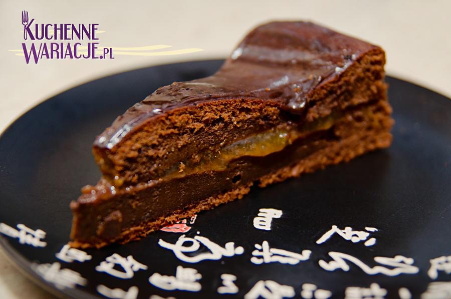 Austriacki torcik czekoladowy