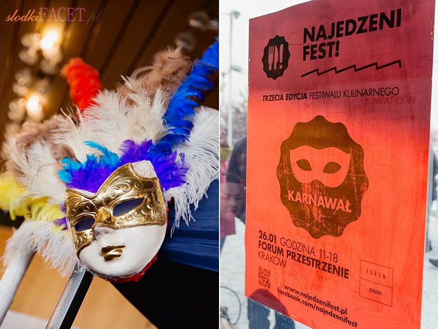 Najedzeni Fest - Karnawał