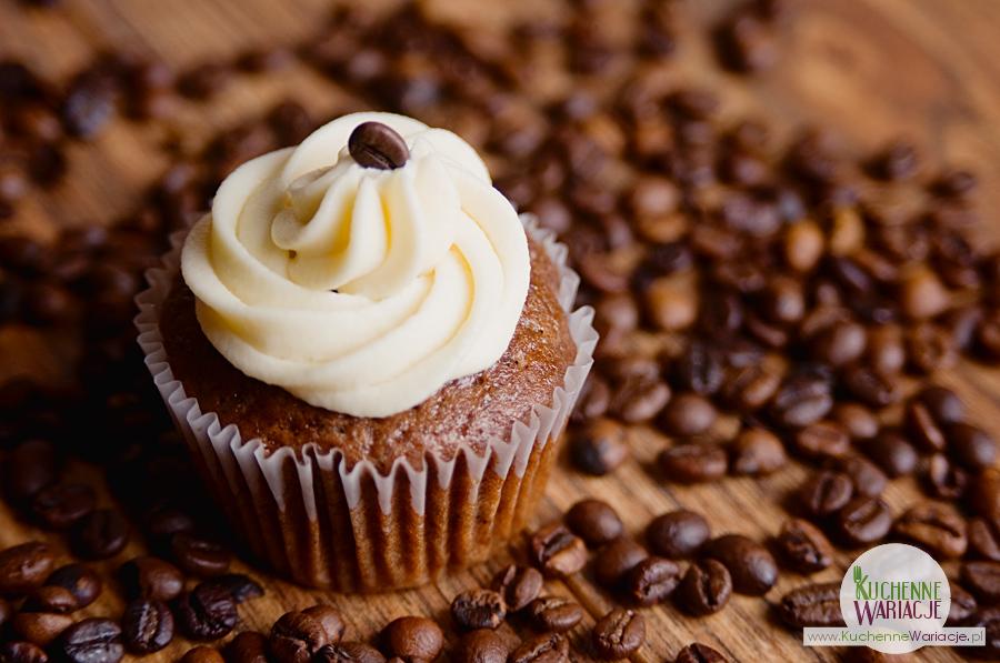 Muffinki czekoladowo kawowe