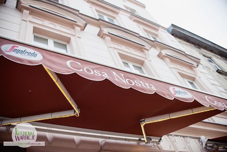 Nasze opinie: Restauracja Cosa Nostra