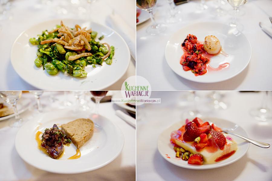 Fotoreportaż: Degustacja win w Garaż Food&Wine
