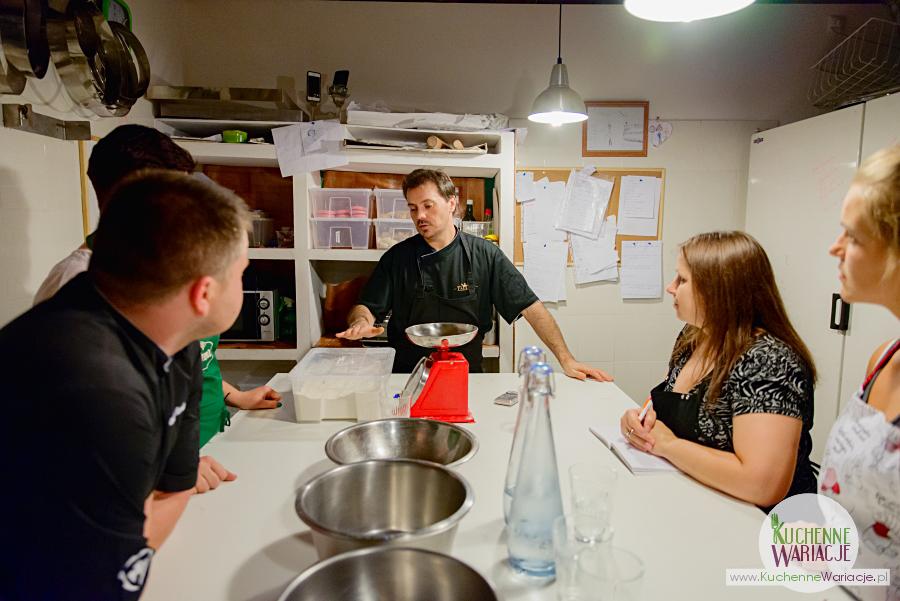 Brasserie Sztuka - warsztaty cukiernicze
