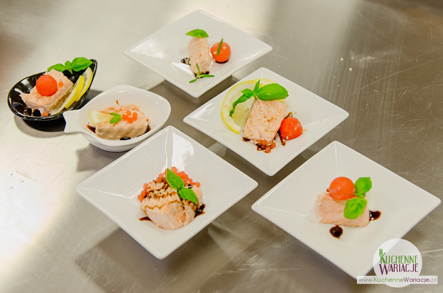 Warsztaty kuchni molekularnej