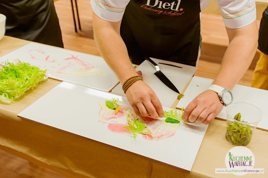 Warsztaty kulinarne w Dietl