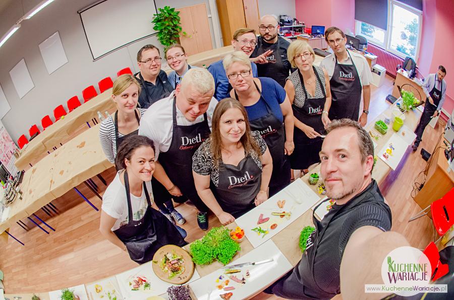 Fotoreportaż: warsztaty SOS w Szkole DIetl