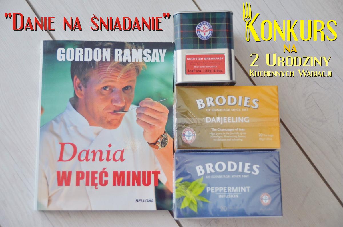 Konkurs na 2-gie urodziny Kuchennych Wariacji :)