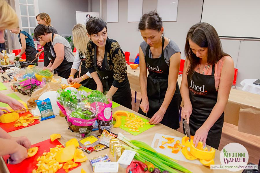 Warsztaty w Szkole Dietla - DYNIA