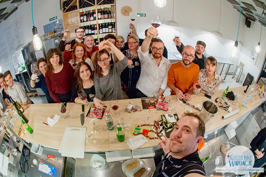 Fotoreportaż: warsztaty kuchni gruzińskiej