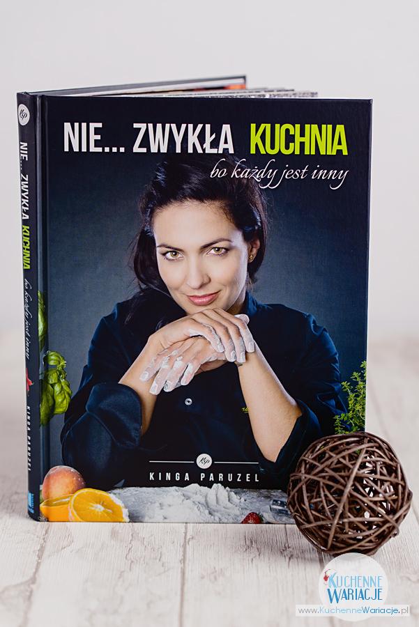 """Recenzja książki: """"Nie... zwykła kuchnia"""" Kingi Paruzel"""
