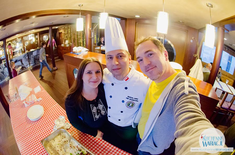 Fotorelacja: warsztaty kuchni brazylijskiej