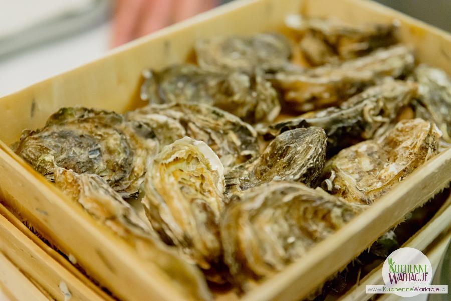Fotorelacja: Ostrygi - kulinarna legenda