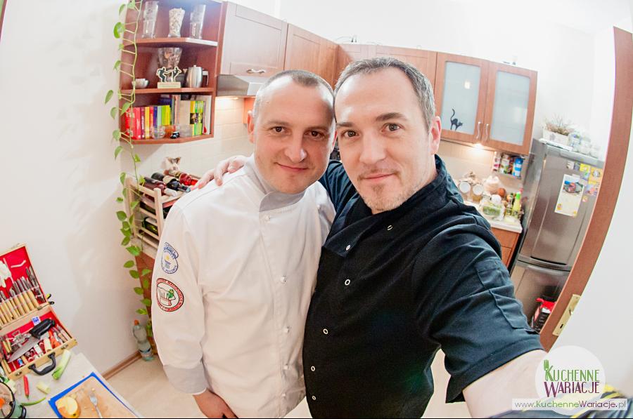 """Łukasz Grabowski - drugi mentor w projekcie """"40"""""""