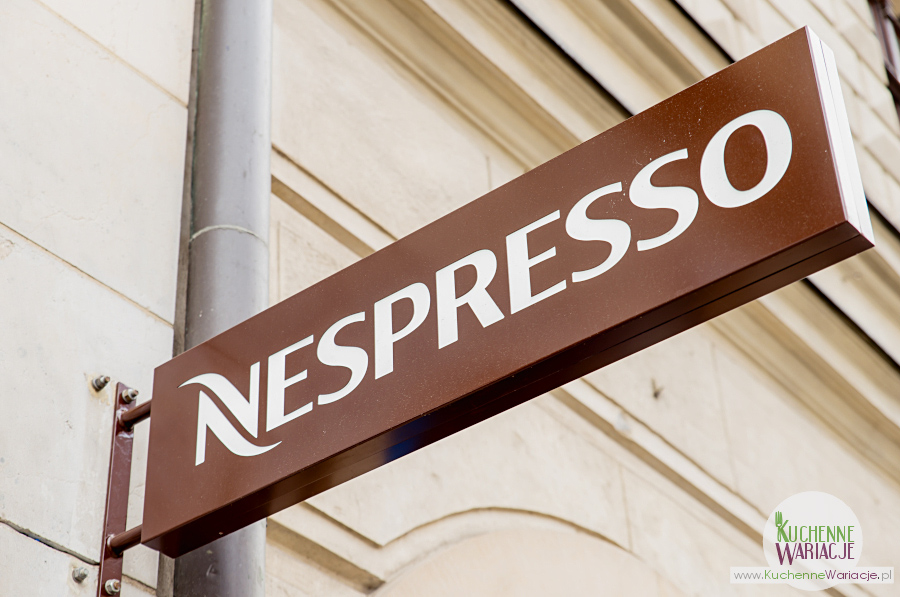 Fotorelacja: otwarcie butiku Nespresso w Krakowie