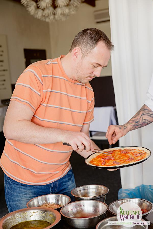 Fotorelacja warsztaty pizza rodem z hell 39 s kitchen for Hell s kitchen restaurant la