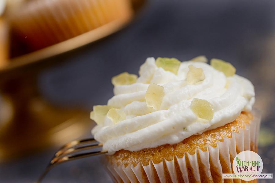Muffinki limonkowe