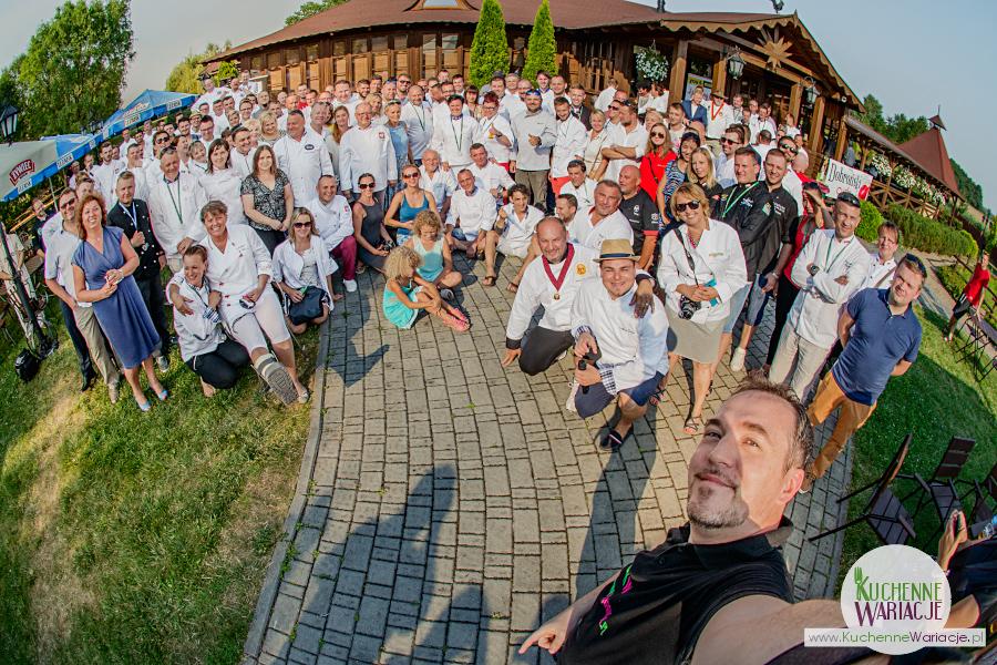 Fotoreportaż: pierwszy ogólnopolski zlot szefów kuchni