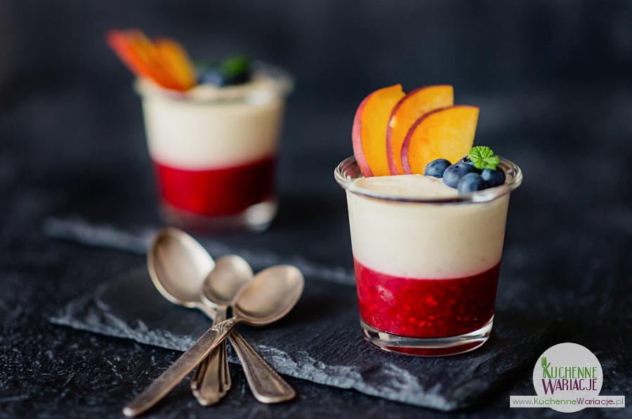 deser-brzoskwiniowo-malinowy
