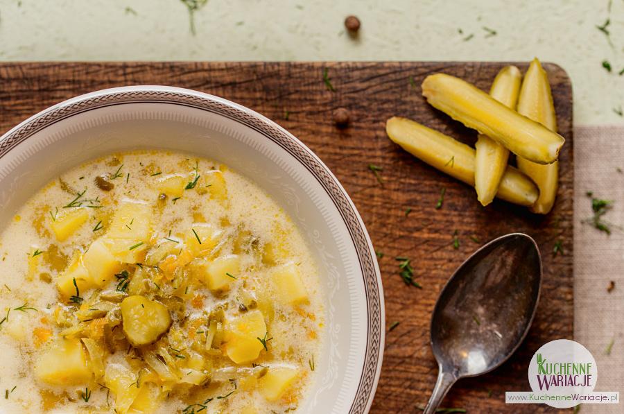zupa-z-ogorkow-kiszonych