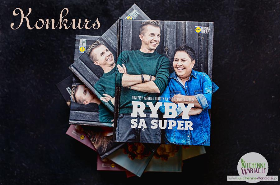 Konkurs: wygraj zestaw książek Kuchnia Lidla :)