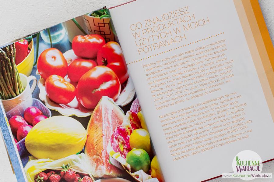 Książki kulinarne - RAW FOOD