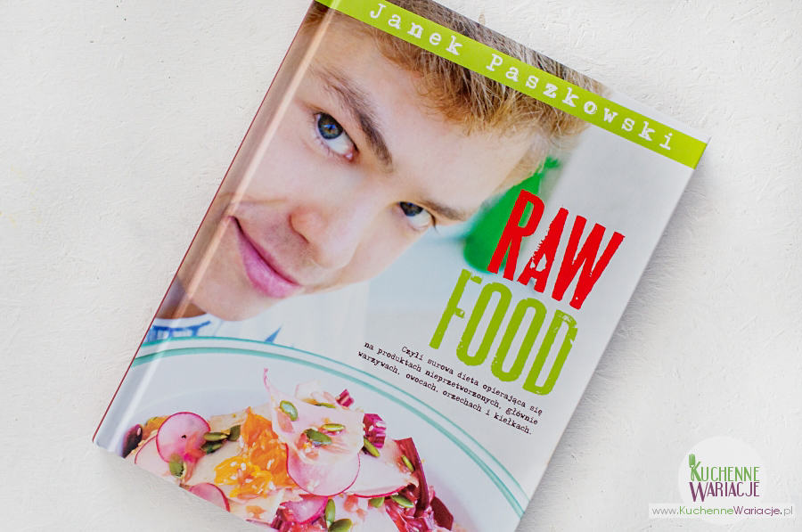 """Rozwiązanie konkursu """"Raw Food"""""""