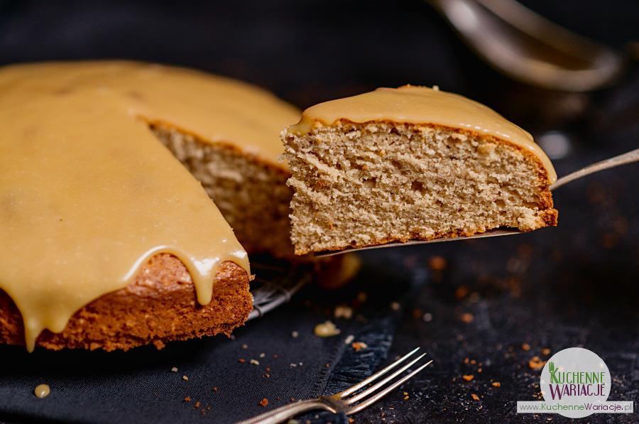 Ciasto bananowo - karmelowe Donny Hay