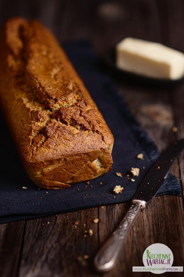 Szybki chleb bezglutenowy Jamiego Olivera