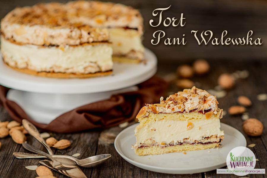 Tort Pani Walewska / Pychotka