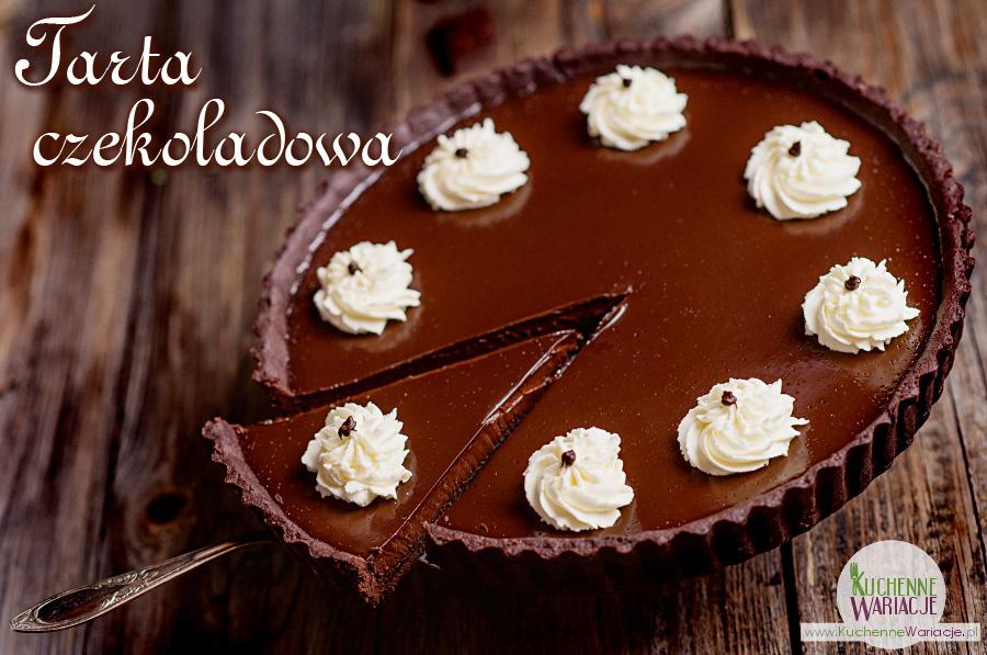 Tarta czekoladowa Anny Olson