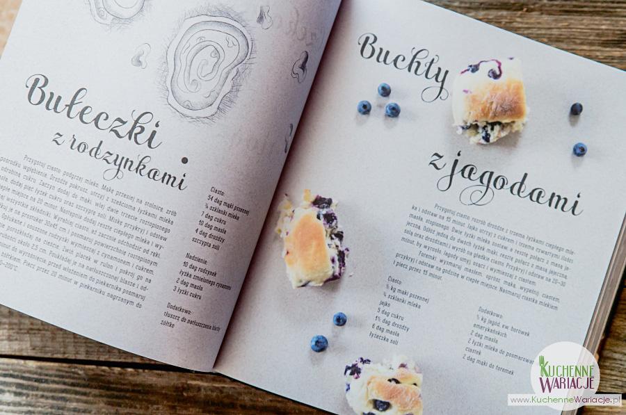 """Recenzja książki """"Ciasta drożdżowe słodkie i wytrawne"""""""