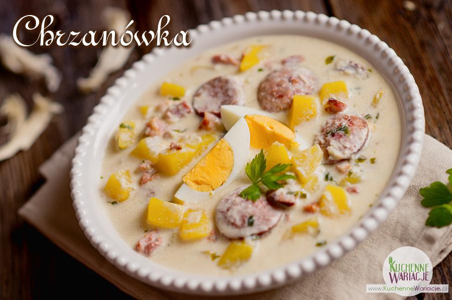Zupa Chrzanówka