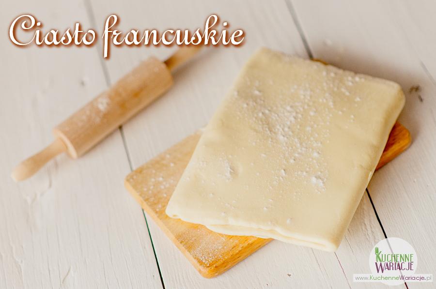 Jak zrobić ciasto francuskie