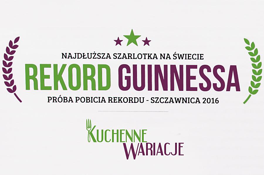 Fotoreportaż: Bicie Rekordu Guinnessa - Szczawnica