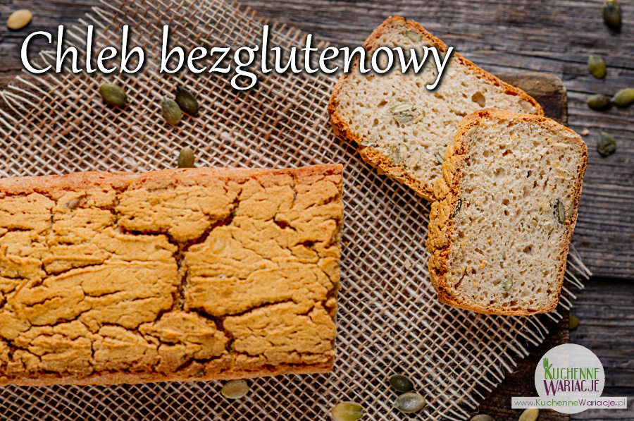 Pyszny i chrupiący chleb bezglutenowy