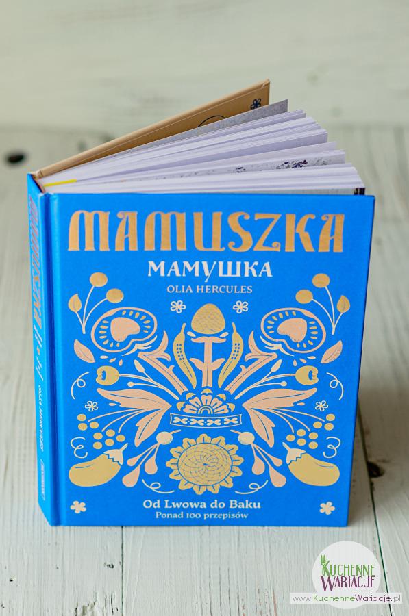 """Recenzja książki: """"Mamuszka"""""""