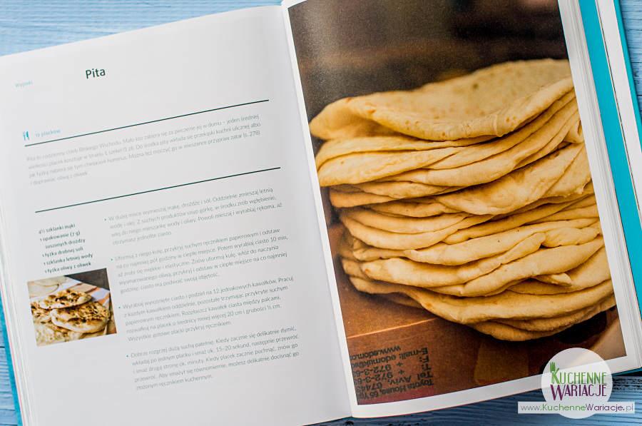 "Recenzja książki: ""Smaki Izraela"""
