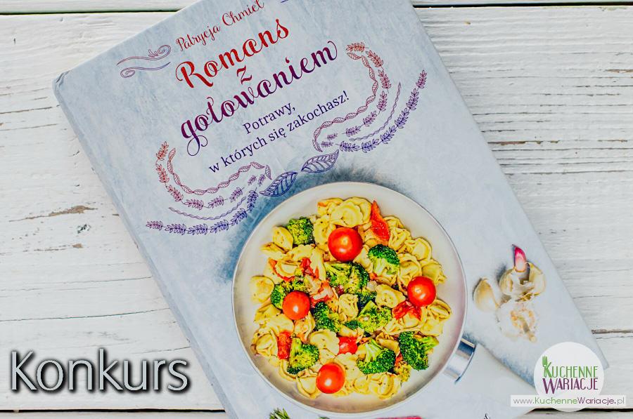 Konkurs: Romans z gotowaniem