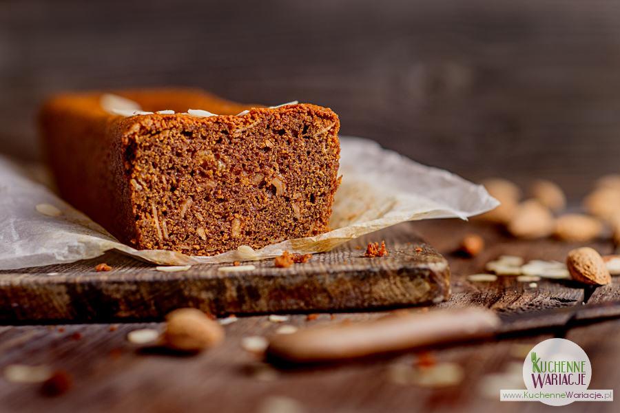 bezglutenowy chleb korzenny