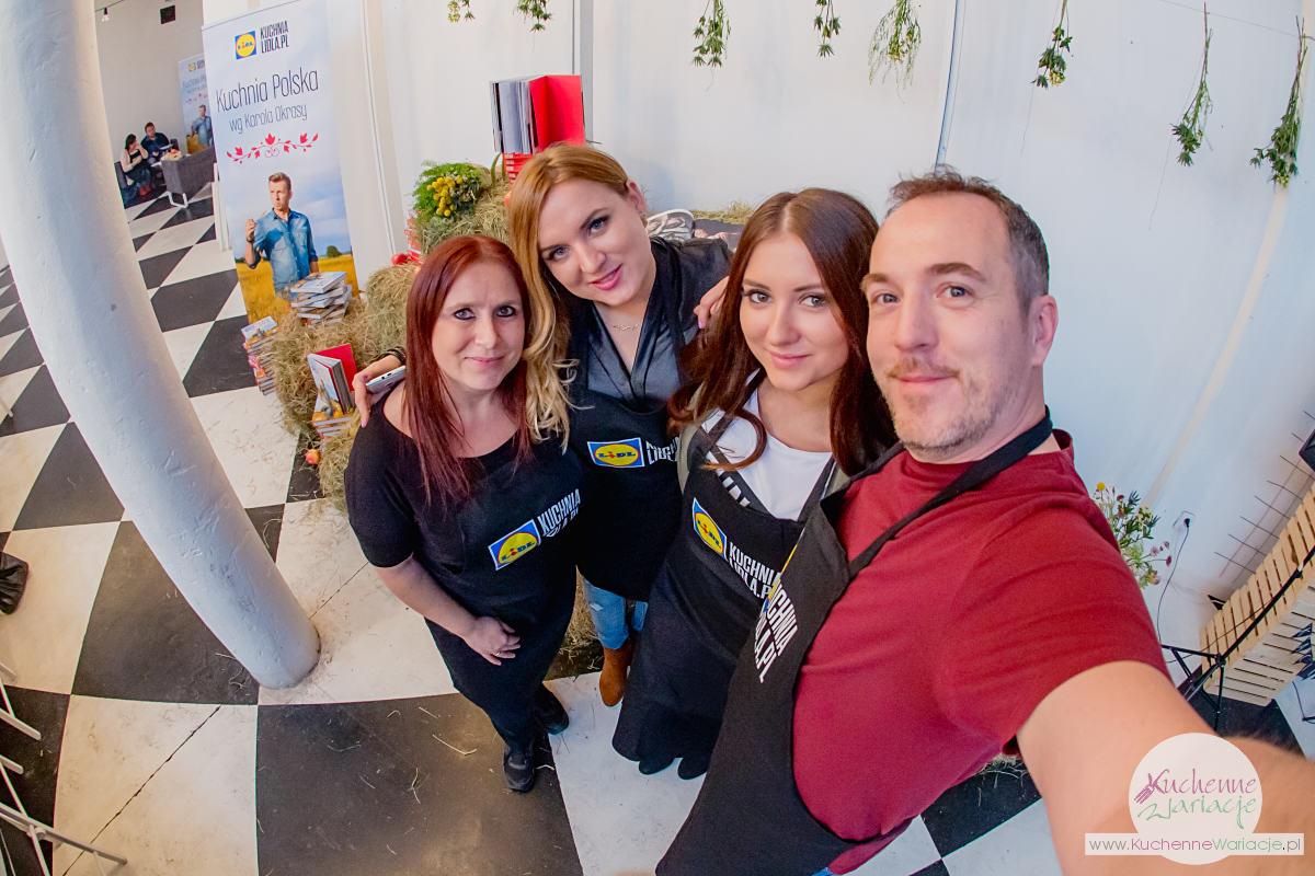 Warszaty: kuchnia polska z Lidlem