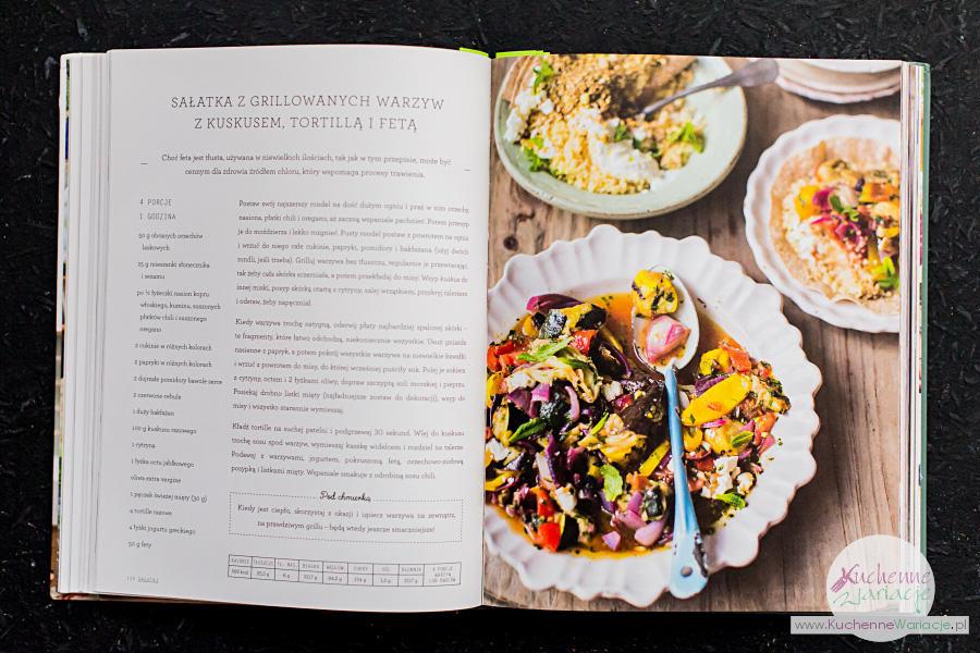 """Recenzja książki: """"Gotuj zdrowo dla całej rodziny"""""""