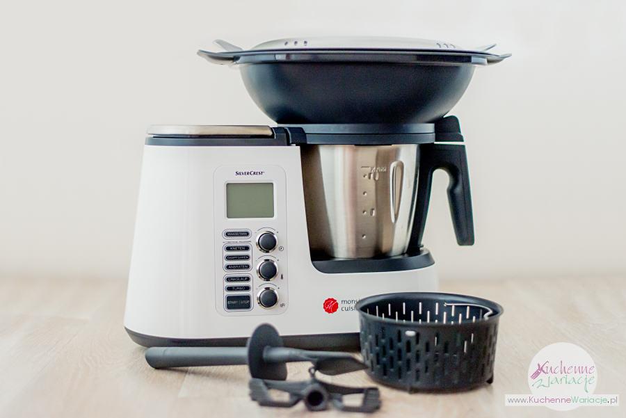 Monsieur cuisine plus w naszej kuchni bezglutenowe for Robot monsieur cuisine plus