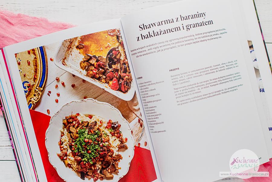 "Recenzja książki: ""Hummus, za'atar i granaty"""