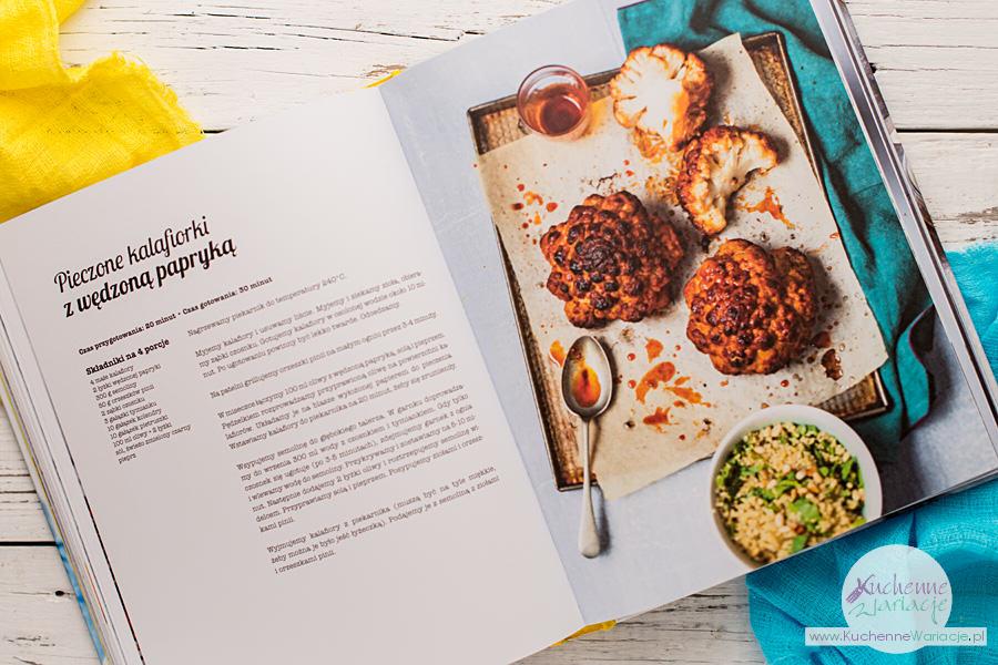 """Recenzja książki: """"Moja kuchnia wege"""""""