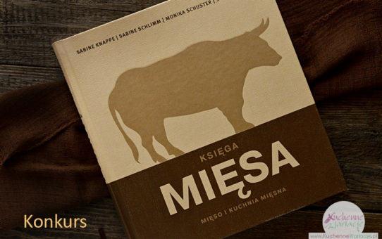 """Konkurs książkowy: """"Księga mięsa"""""""