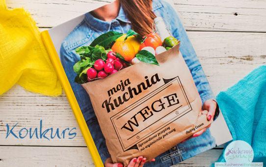 Konkurs książkowy: Moja kuchnia wege