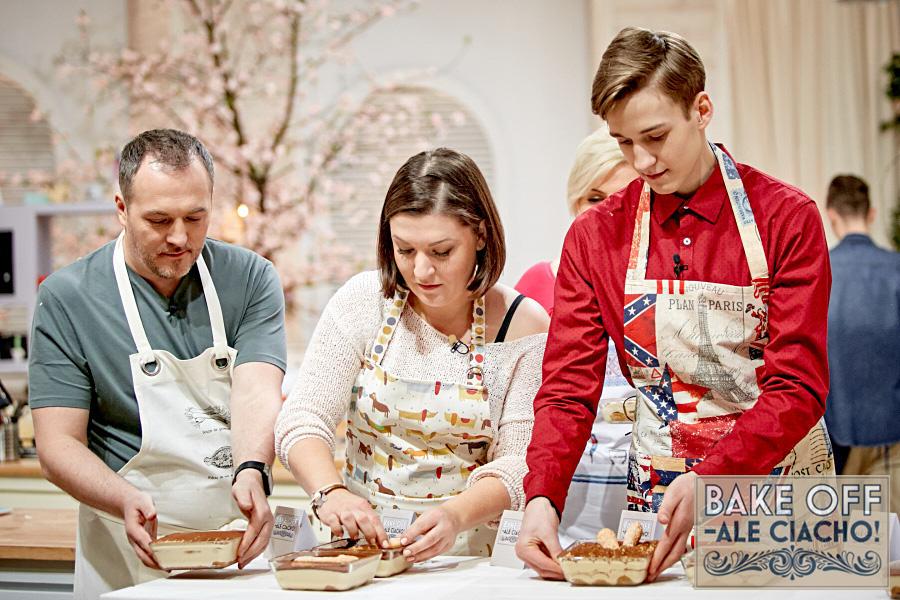 """""""Bake Off - Ale Ciacho"""" - Stanisław Romek (www.KuchenneWariacje.pl)"""