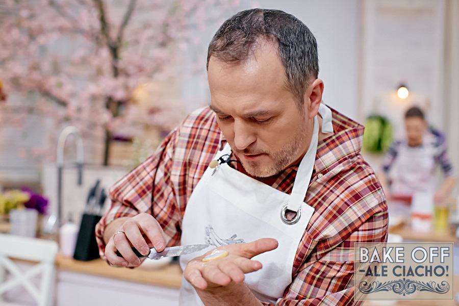 """""""Bake Off - Ale Ciacho"""" - Stanisław Romek (www.KuchenneWariacje.pl"""