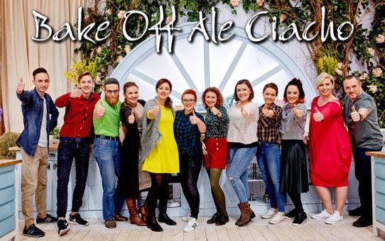 Kuchenne Wariacje w Bake Off Ale Ciacho - sezon 2 :)