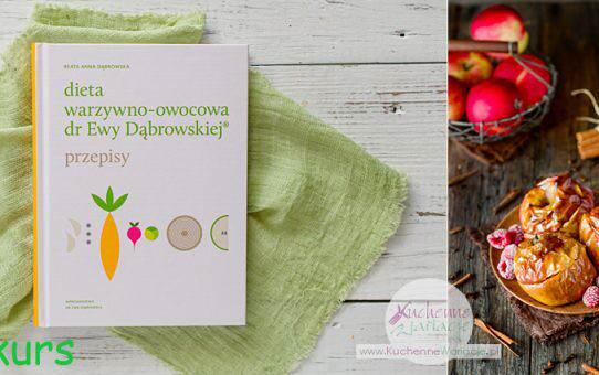 """Konkurs - wygraj książkę """"Dieta warzywno-owocowa dr Ewy Dąbrowskiej - przepisy"""""""